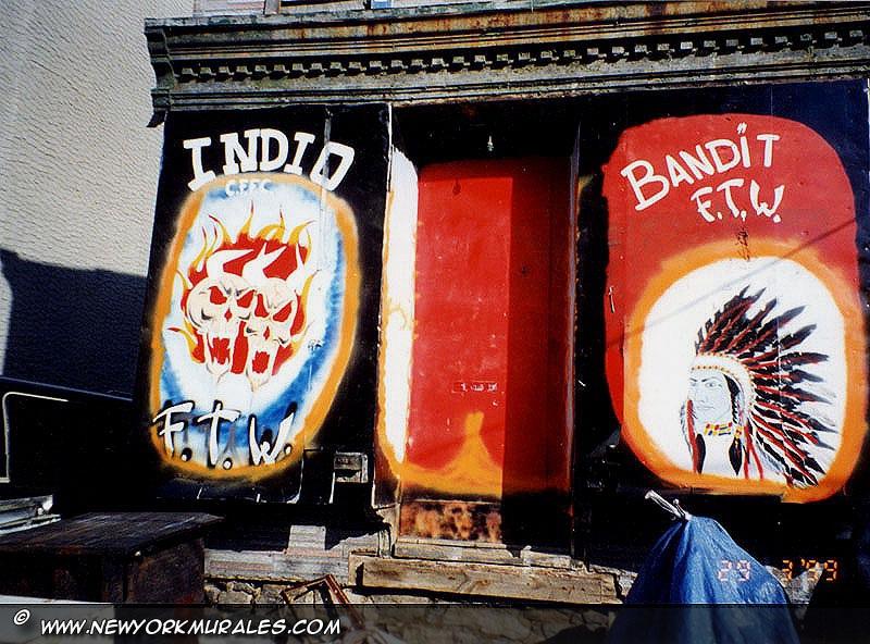 Indium-Bandid