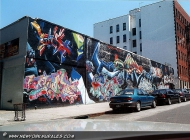 A wall | Wall | New York Murales