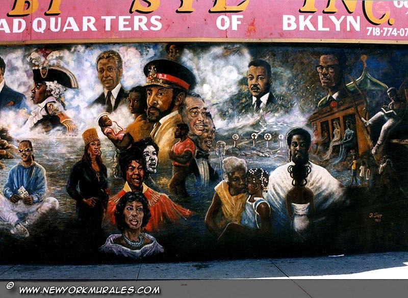 Famous black people