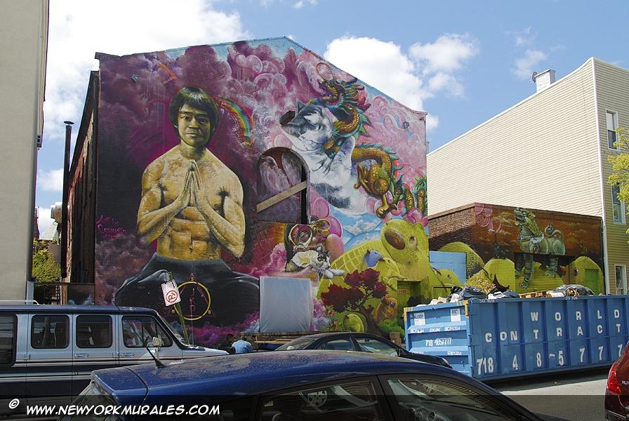 Bruce Lee eller Jackie Chan?
