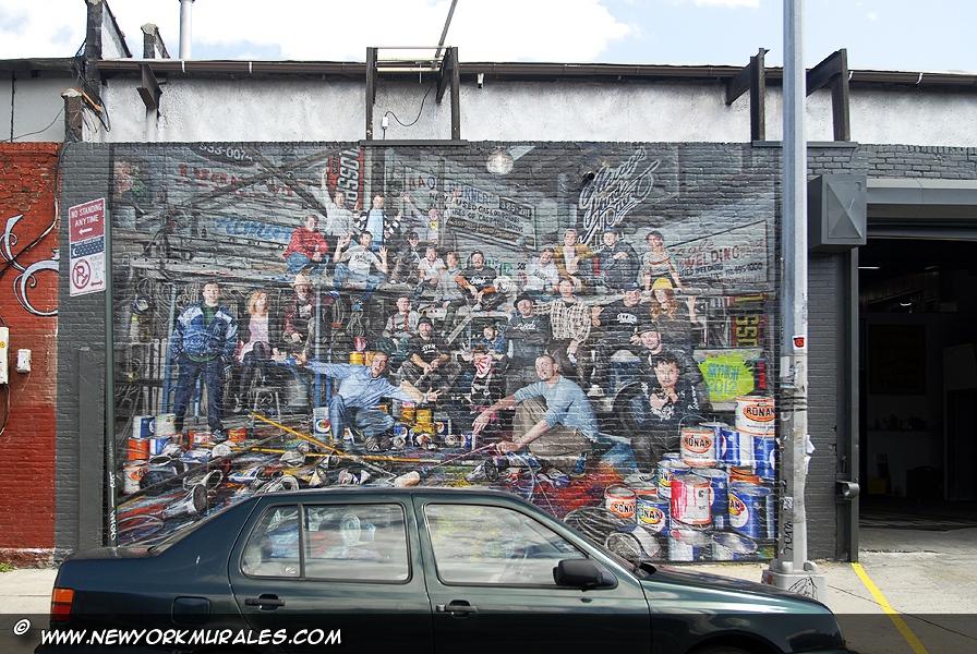 Skyhigh Murals