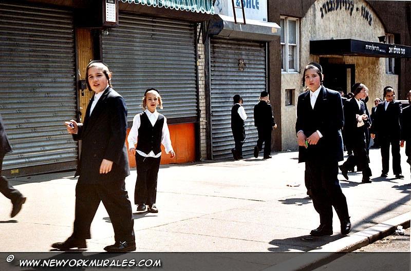 Orthodox children