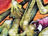 Tangle of dicks   Dicks   New York Murales