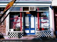 A shop near Bedford Avenue   A Shop   New York Murales