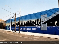 I love New York more than ever.In memory of 11/9   Wall in memory of 11/9   New York Murales