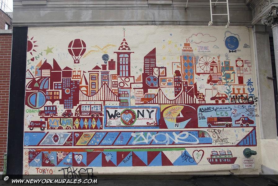 We love NY