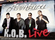 A murales to promote the new Aventura's album (East Side) New York Murales