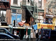 St. Marks Place (East Side) New York Murales