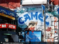 A tobacco advertising | Camel | New York Murales