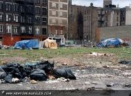 Lower East Side homeless | Homeless | New York Murales