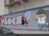 Fancy an ice-crem? | Fancy | New York Murales