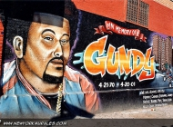 Murales in Harlem in memory of Gundy (Harlem) New York Murales