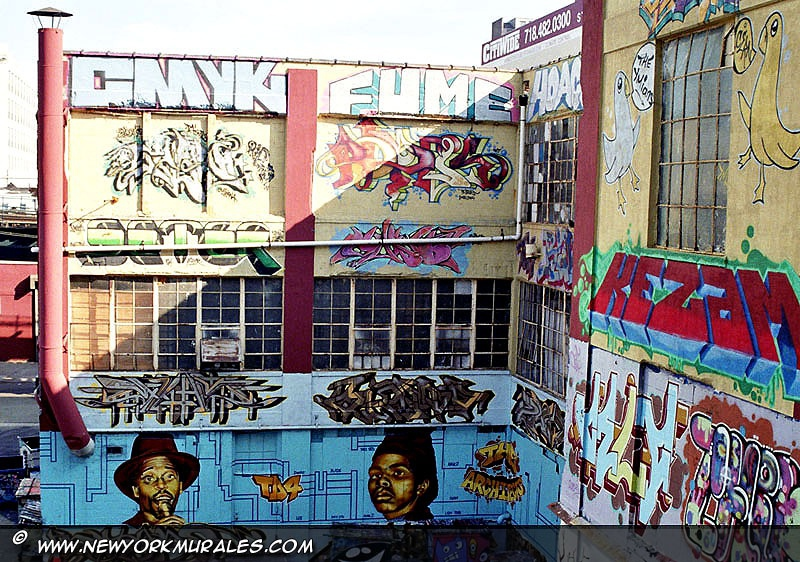 Long Island | 5 Pointz