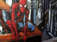 Spiderman | Long Island | 5 Pointz | New York Murales