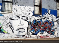 The making of a murale | Long Island | 5 Pointz | New York Murales