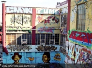 Wall in 5 Pointz | Long Island | 5 Pointz | New York Murales