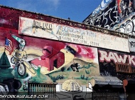 A patriotic murales against the war | Long Island | 5 Pointz | New York Murales