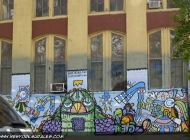 An owl, snakes and shamen for this strange murales | Long Island | 5 Pointz | New York Murales
