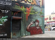 Another murales to remember Big Punisher | Long Island | 5 Pointz | New York Murales