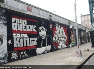 From Queens come Kingz (01.21.65-10.30.02) | Long Island | 5 Pointz | New York Murales