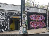 An entrance in 5 Pointz | Long Island | 5 Pointz | New York Murales