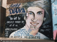In memory of Lady Diana | Lady Diana | New York Murales