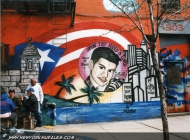 In memory of Lilah (Rip) New York Murales