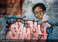 In memory of Sammy | Sammy | New York Murales
