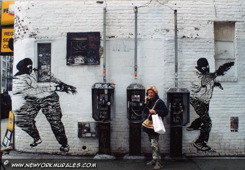 A WK\'s murales