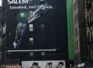 Advertising murales in Soho Salem (Soho) New York Murales