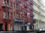 Soho | Houses | New York Murales
