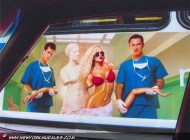 Advertising for the TV movie Nip & Tuck (Various) New York Murales