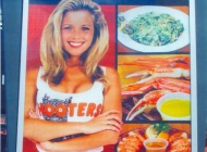 Advertising about Hooters (Various) New York Murales